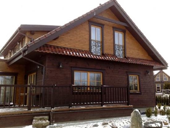Statytas namas už Vilniaus  miesto